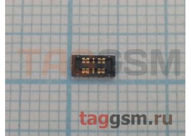 Коннектор батареи для Xiaomi Mi5 / Mi5S / Mi5S Plus 6pin