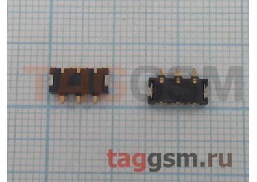 Контакты АКБ для Xiaomi Mi1 / Mi1S 3pin
