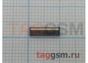 Коннектор дисплея для Asus Zenfone 2 (ZE500KL) 27pin