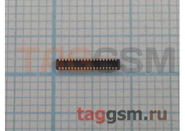 Коннектор (установлен на дисплей) для Xiaomi Mi2 38pin