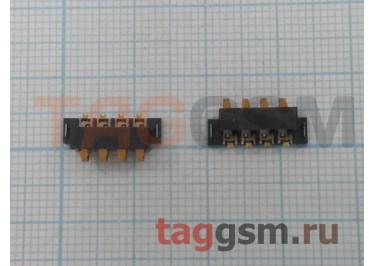 Контакты АКБ для Samsung G800F / G850F / G900F / N910C 4pin