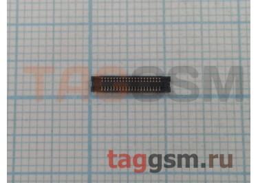 Коннектор (установлен на дисплей) для Sony Xperia Z2 (D6503) 40pin