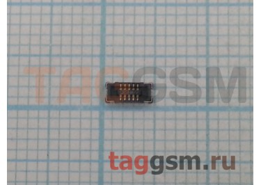 Коннектор тачскрина для Xiaomi Mi3 10pin