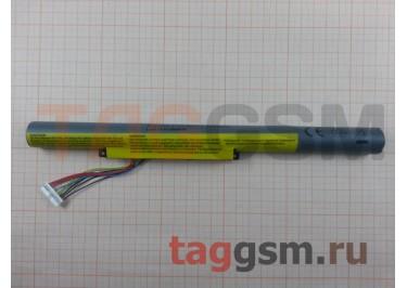 АКБ для ноутбука Lenovo IdeaPad Z400 / Z400A / Z400T / Z400S / Z500 / Z500A / Z510 / Z510A, 2600mAh, 14.4V (LOZ500L7)