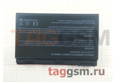 АКБ для ноутбука Acer Extensa 5210 / 5220 / 5420 / 5620 / 7220 / 7620, Travelmate 5230 / 5320 / 5520 / 5710 / 5720 / 6592 / 7320 / 7520 / 7720, 5200mAh 10.8V (AR5321LH)
