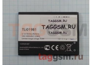 АКБ для Alcatel OT-5022D / 5042D / 6036Y / 7041D (TLi019B1 / TLi019B2 / TLi020F1 / TLi020F2), (в коробке), ориг