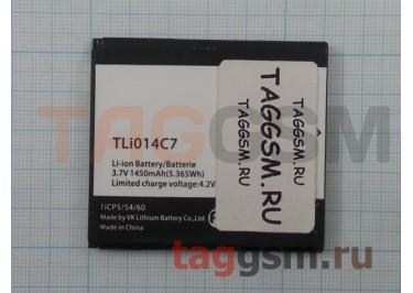 АКБ для Alcatel OT-4024 / 4024D / 4024X (TLi014C7), (в коробке), ориг
