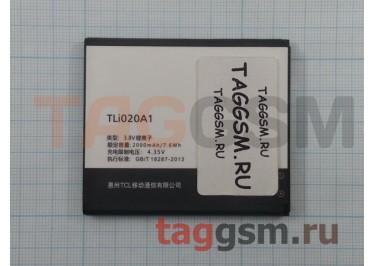 АКБ для Alcatel OT-5050X / 5050Y POP S3 / 5065D POP3 (TLi020A1 / TLp020A2), (в коробке), ориг