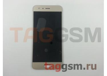 Дисплей для Huawei Honor 9 / 9 Premium + тачскрин (золото)