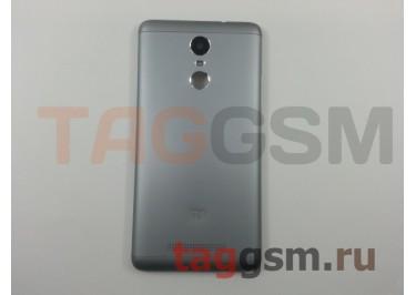 Задняя крышка для Xiaomi Redmi Note 3 Pro (серый), ориг