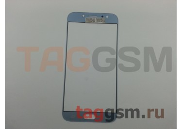 Стекло для Samsung J730 Galaxy J7 (2017) (синий), ААА