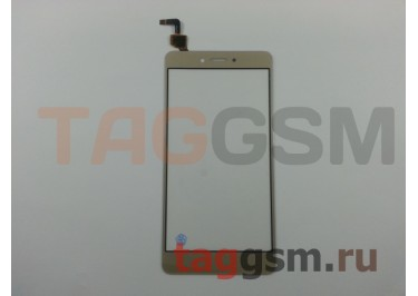 Тачскрин для Lenovo K6 Note (золото)