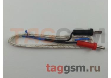 Термопара TP-01A K-тип для мультиметров, 1м