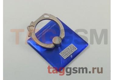 Держатель для мобильных телефонов 360 градусов Apple (синий)