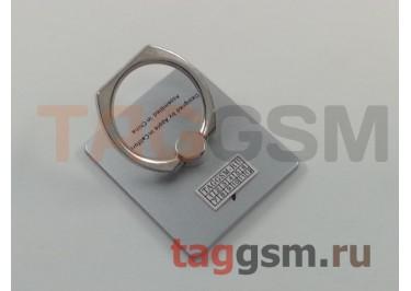 Держатель для мобильных телефонов 360 градусов Apple (серебро)