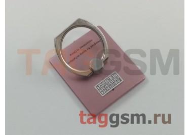 Держатель для мобильных телефонов 360 градусов Apple (розовое золото)