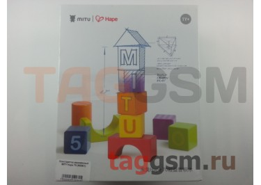 Конструктор деревянный Xiaomi MITU Hape 70 Puzzle block (M0001)