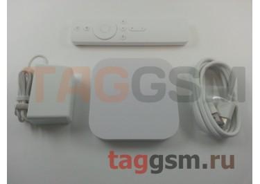 Тв-бокс UHD Xiaomi Mi Box 4 (MDZ-21-AA) (white)
