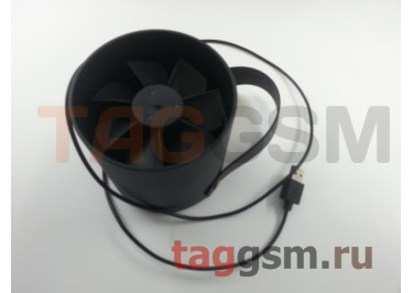 Вентилятор Xiaomi YU VH Usb Fan Futaba (black)