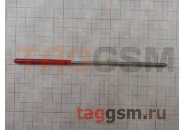 Надфиль алмазный тупоносый трехгранный 160мм (ГОСТ 23461-84)