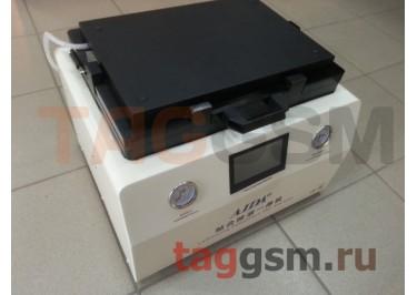 Станок для склейки дисплейного модуля AIDA A-308A (автоклав, компрессор, вакуумная камера + пресс, вакуумный насос)