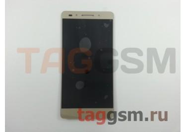 Дисплей для Huawei Honor 7 + тачскрин (золото)