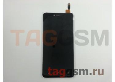 Дисплей для BQ BQ-5058 Strike Power Easy + тачскрин (черный)