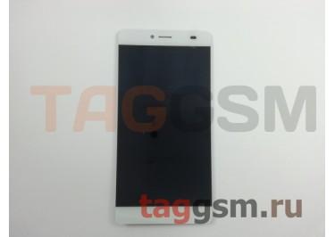 Дисплей для BQ BQS-5070 Magic + тачскрин (белый)