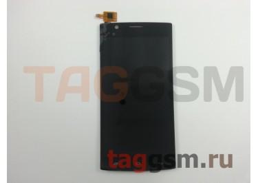 Дисплей для Fly FS501 Nimbus 3 + тачскрин (черный)
