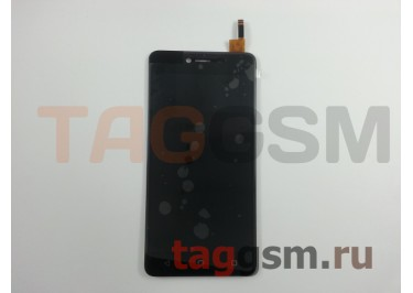 Дисплей для BQ BQ-5059 Strike Power + тачскрин (черный)