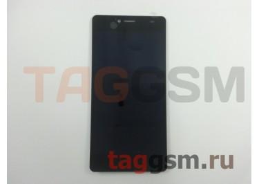 Дисплей для BQ BQS-5070 Magic + тачскрин (черный)