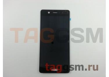 Дисплей для Nokia 5 + тачскрин (черный)