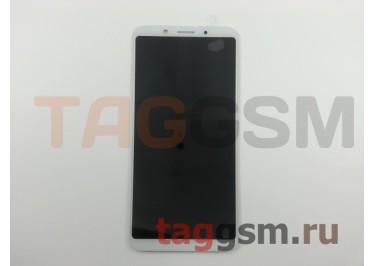 Дисплей для Oppo F5 + тачскрин (белый)