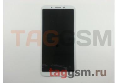 Дисплей для Oppo A83 + тачскрин (белый)