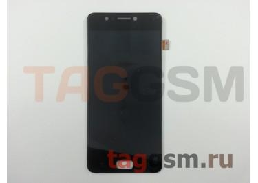 Дисплей для Asus Zenfone 4 Max (ZC520KL) + тачскрин (черный)