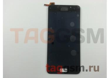 Дисплей для Asus Zenfone 3s Max (ZC521TL) + тачскрин (черный)