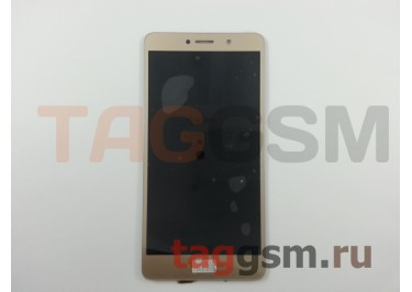 Дисплей для Huawei Honor 6X + тачскрин (золото)