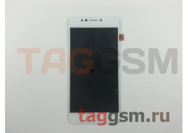 Дисплей для Asus Zenfone 4 Max (ZC520KL) + тачскрин (белый)