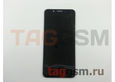 Дисплей для Oppo A83 + тачскрин (черный)