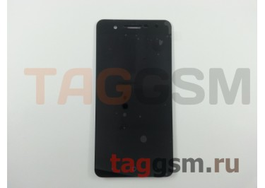 Дисплей для ZTE Blade A510 + тачскрин (черный)