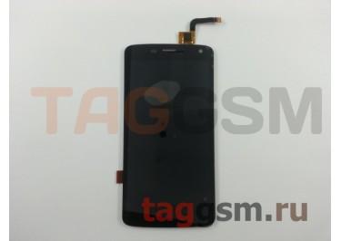 Дисплей для ZTE Blade L370 + тачскрин (черный)