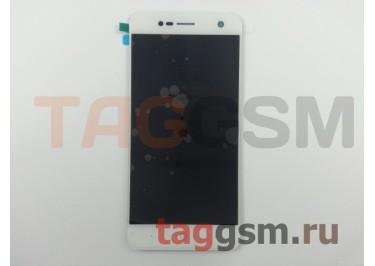 Дисплей для ZTE Blade V8 mini + тачскрин (белый)