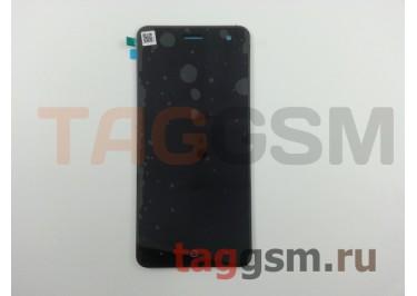 Дисплей для ZTE Blade V8 mini + тачскрин (черный)