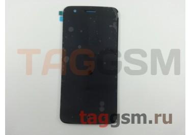 Дисплей для ZTE Blade V8 Lite + тачскрин (черный)