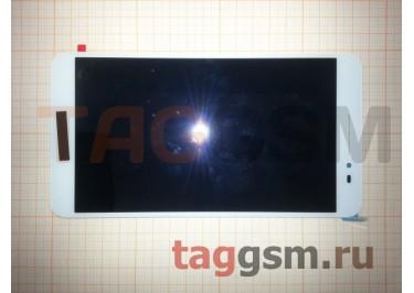 Дисплей для Asus Zenfone Go (ZB690KG) + тачскрин (белый)