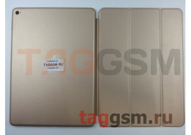 Сумка футляр-книга Smart Case для iPad Air 2 (золотая)