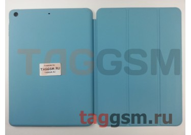 Сумка футляр-книга Smart Case для iPad Air (голубая)