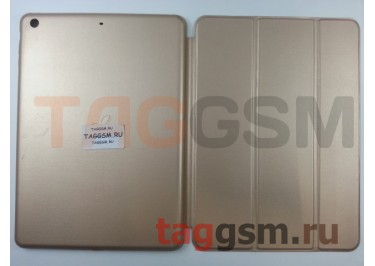 Сумка футляр-книга Smart Case для iPad Air (золотая)