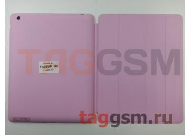 Сумка футляр-книга Smart Case для Apple iPad 2 / 3 / 4 (розовая)
