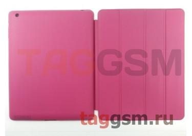 Сумка футляр-книга Smart Case для Apple iPad 2 / 3 / 4 (пурпурная)